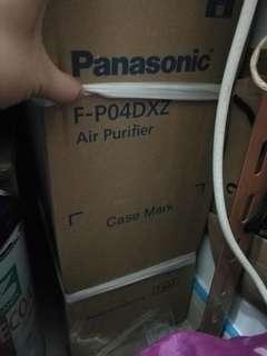 樂聲空氣淨化機