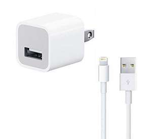 Brand New iPhone Charger and Adaptor
