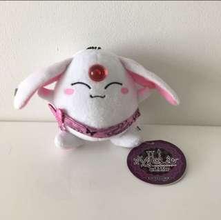 TSUBASA CHRONICLE Clamp XXXHOLIC MOKONA MODOKI White Plush Doll Figurine Japan Tags