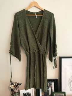 Indikah knit dress