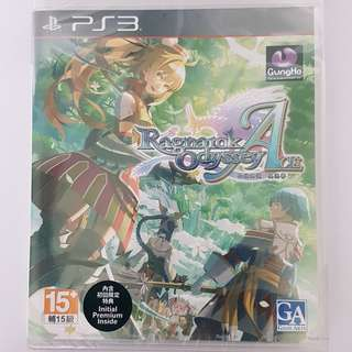 BN PS3 Ragnarok Odyssey Ace