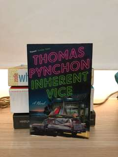 Thomas Pynchon - Inherent Vice
