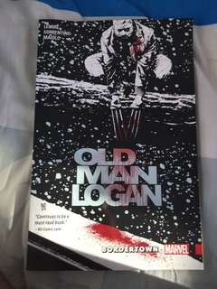 Marvel comics:Logan