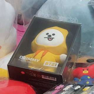 Official BT21 Chimmy Plush Doll