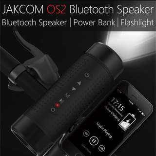 OS2 Bluetooth Speaker + Power Bank + Bicycle Portable Subwoofer Bass (MAY SALES)