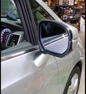 Blind Spot Monitoring System (Microwave Version)