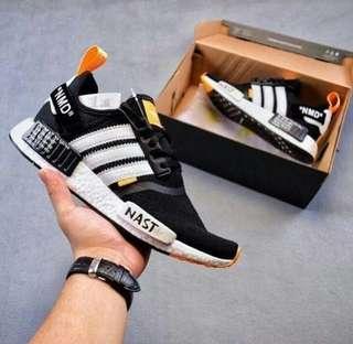 Adidas NMD Nast off white premium original 100%