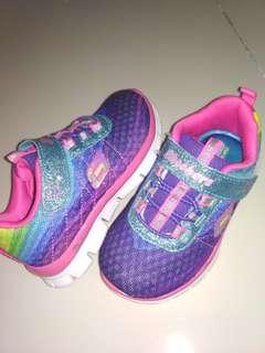 Skechers Memory Foam girl shoe