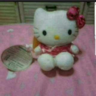 Mcdonald Hong Kong Hello Kitty In Cheongsam