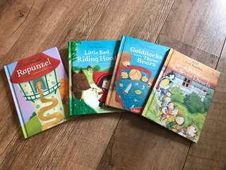100% New M&S First Readers story books