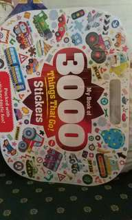 Stickers Books