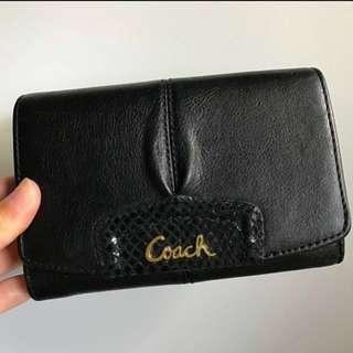 Coach wallet purse 短銀包 散紙包