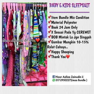 BABY & KIDS SLEEPSUIT