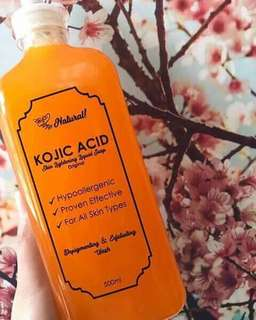 Liquid Kojic Soap