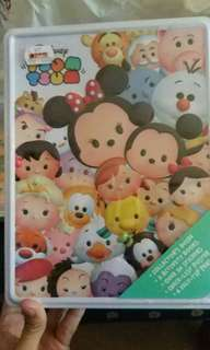 Tin Case Tsum Tsum Disney