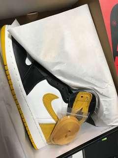Nike Jordan 1 'Yellow Ochre'