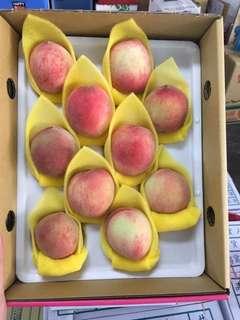 🚚 🍑🍑拉拉山甜蜜桃