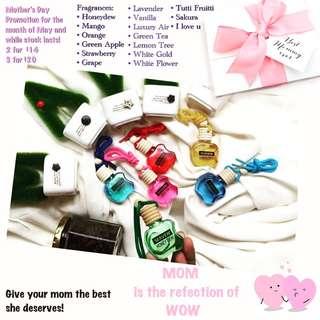 Maven Hanging Perfume