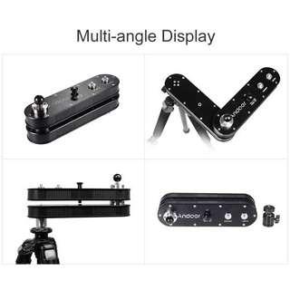 Andoer portable camera slider *BEST PRICE*