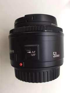 Canon Fix Lens 50 mm