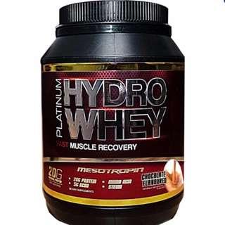 Whey Protein Halal - Mesotropin Platinum Hydro Whey 1kg