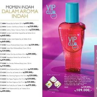 Parfum & body cream