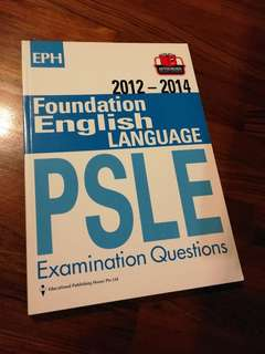 PSLE Foundation English Exam Questions