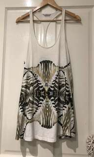 Sass & Bide Tank Dress XS (6-10)