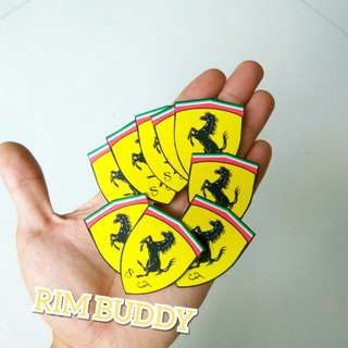 Custom Stickers *Round Shape Only*