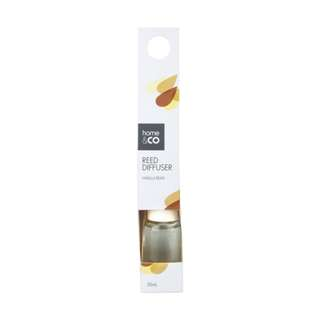 Reed Diffuser for Home 30ml (Vanilla Bean)