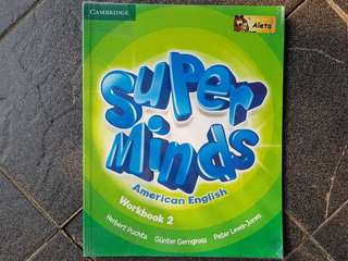 Supermind, ENGLISH, workbook, 2