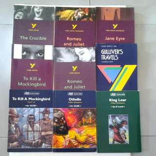 Literature Books