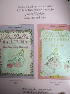 looking for Ella Bella Ballerina books