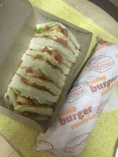 Club Sandwich & Spicy Chicken Wraps