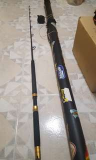 Calstar 30-80 rod with casing and accurate 665