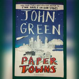 [SALE] Paper Towns by John Green