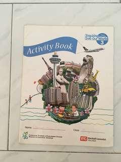 Free p3 activity book