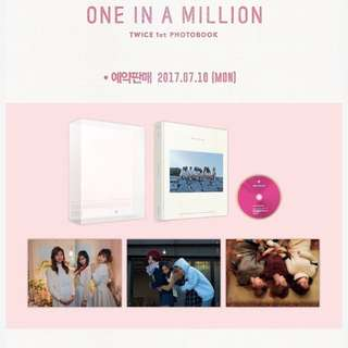 [Ready Stock] Twice 1st Photobook