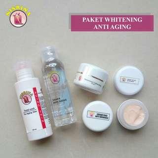 Paket Whitening Anti Aging