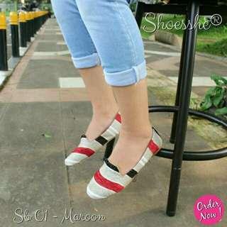 Grosir Sepatu Wanita Etnik Termurah