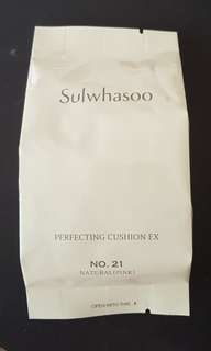 Sulwhasoo Perfecting Cushion EX No.21 Natural Pink Refill