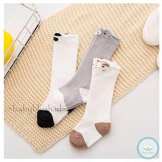 Kaos Kaki Bayi/Kaos kaki panjang/Kaos kaki anak