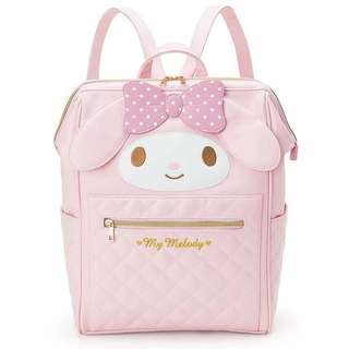 My Melody & Hello Kitty Backpack