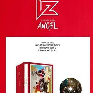 IZ 2ND MINI ALBUM - ANGEL