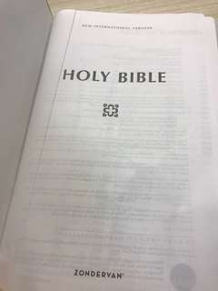 NIV Holy Bible (Bonded Leather)