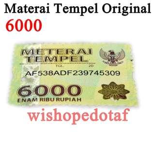 Materai / Matrai Original