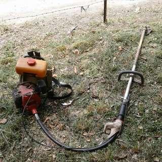 日本全能割草機 小松背覆式 軟管割草機 G3K