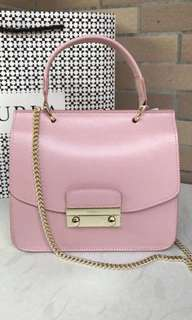 Furla Julia Top Handle - Pink