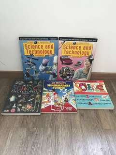 Books for Science
