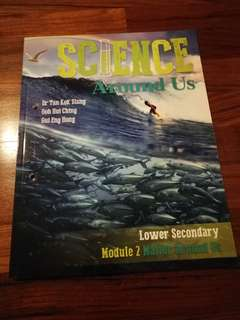 Lower Secondary Science Around Us Module 2 Matter